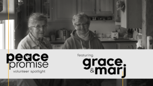 grace and marj volunteers